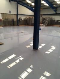 Aimia Foods, Haydock - Mezzanine Floor
