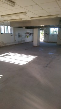 Aberconwy - School Kitchen Area