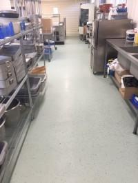 Aberconwy - School Kitchen Area